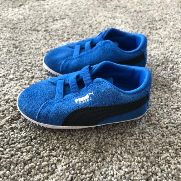 Puma Shoes | Baby Boy | Poshmark